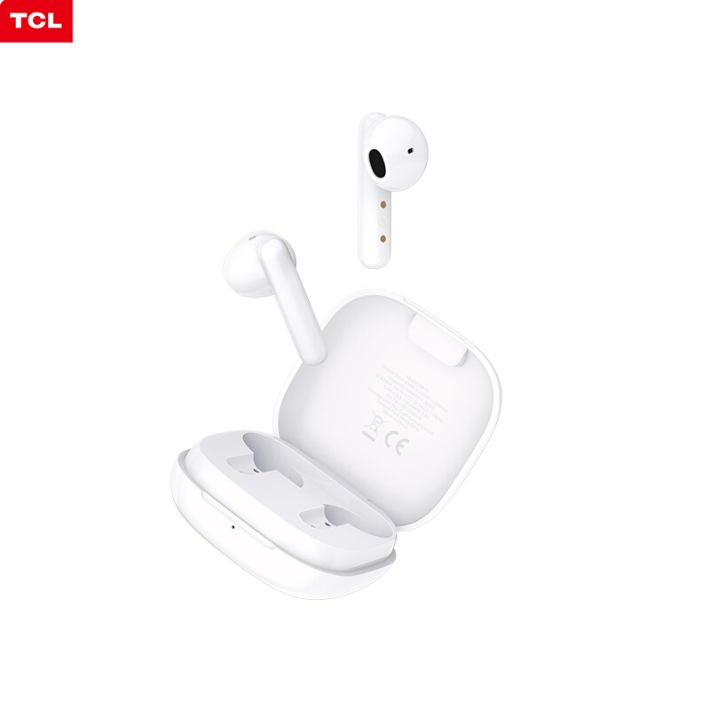 TCL TWS S150 Earbuds Bluetooth5.0 TypeC Charging Box Noise Isolation Waterproof Touch Control Wireless Earphones for Work Sport