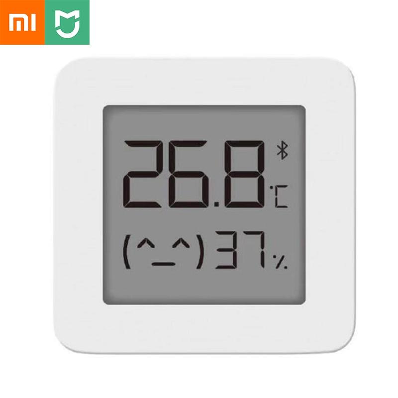Xiaomi Mijia Thermometer 2 Bluetooth Smart Hygrometer Wireless Electric Digital Thermograph Hygromet