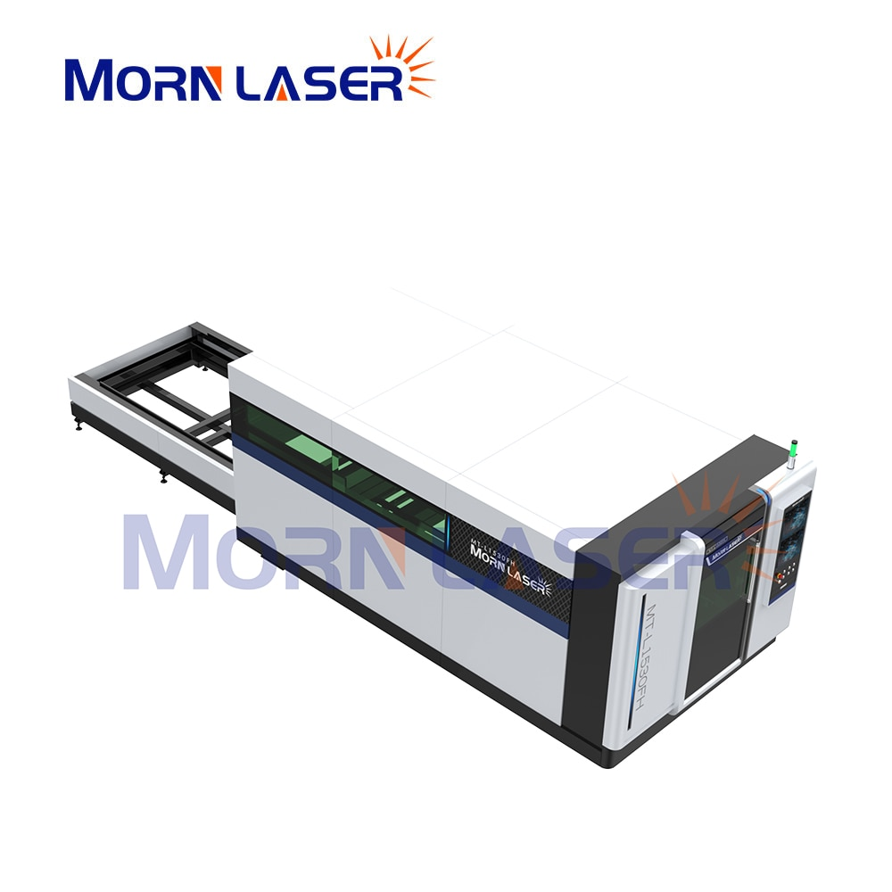 Full Enclosed Fiber laser cutting machine