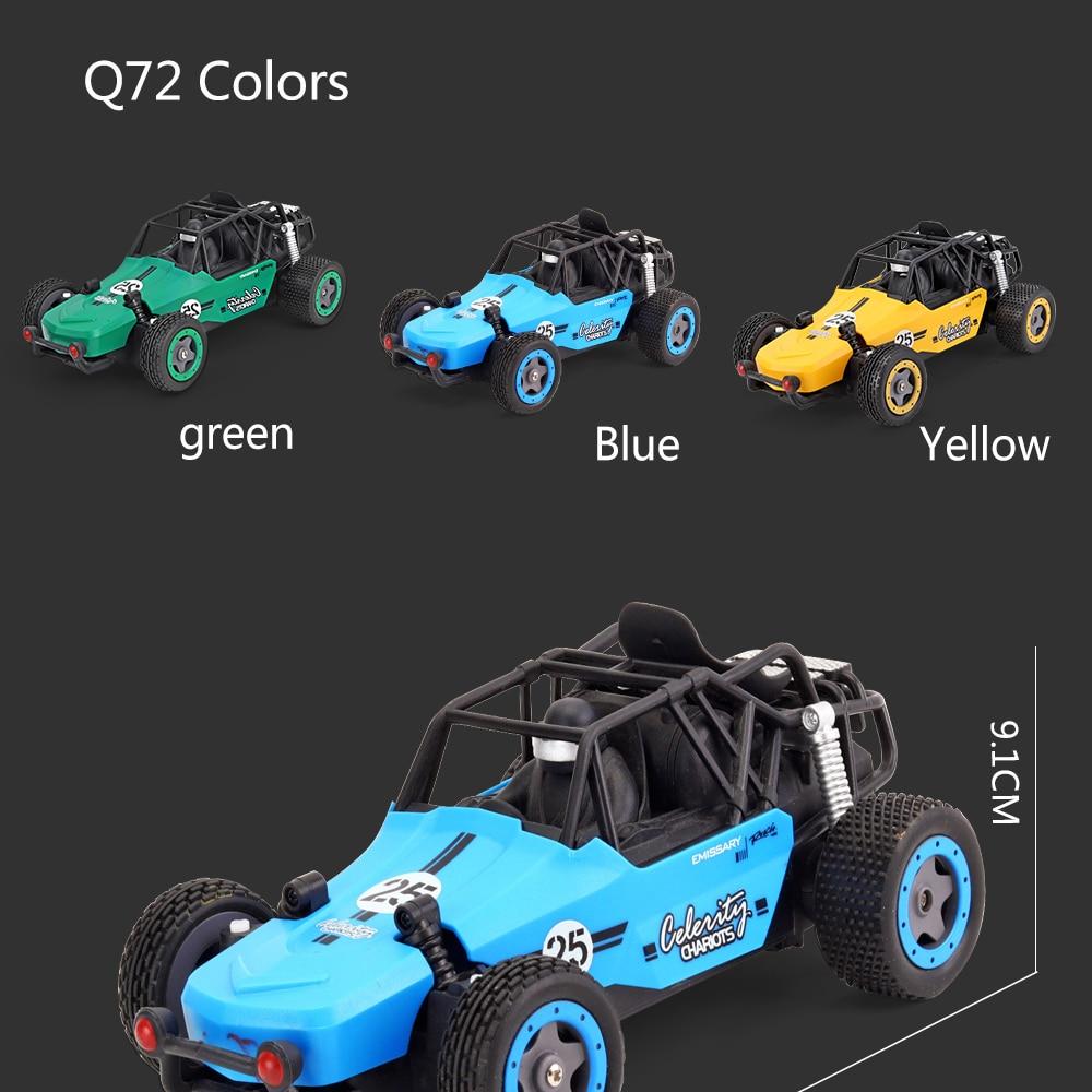 Q72 Q73 mini rc coche de control remoto de deriva 4wd radio...