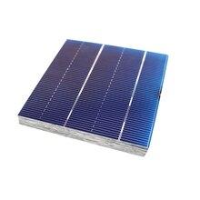 50pcs 78 x 77 mm DIY Solar Battery Charger Painel Solar Panel DIY Solar Cells Polycrystalline Photovoltaic Module