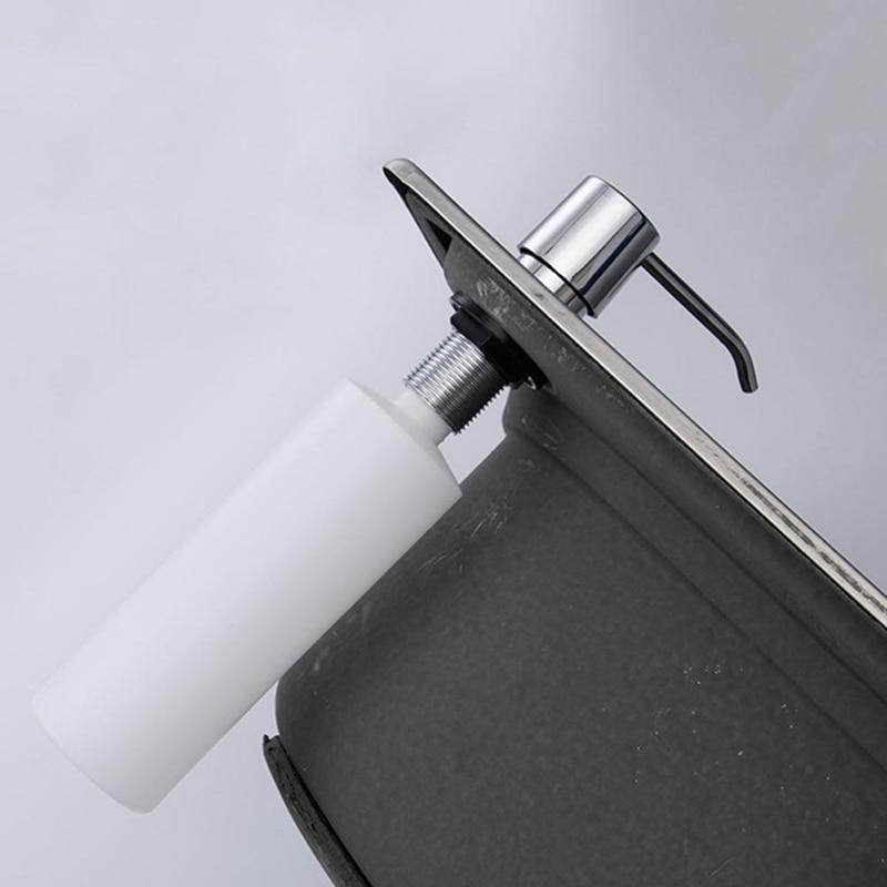 Kitchen Soap Dispenser Sink Liquid Soap Bottle Bathroom Detergent Liquid Hand Wash Soap Dispenser Pumps 300ml enlarge