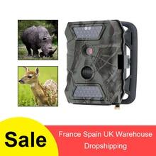 Cámara de caza S680M trampa de fotos 940NM 12MP HD 1080P Chasse Trail cámara de visión nocturna cámara de Vida Silvestre chasse fotoplast