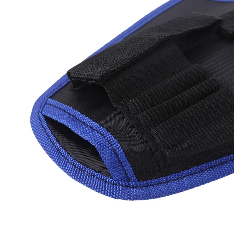 Портативный держатель для дрели, сумка для дрели, беспроводной инструмент для дрели 12 В, поясная сумка для инструментов P82D