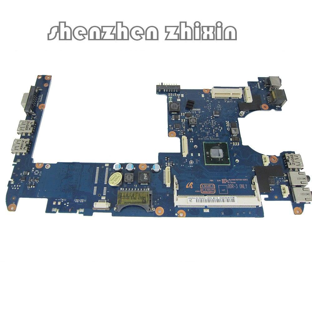 Yourui BA92-07258A BA92-07258B BA41-01399A اللوحة لسامسونج N150 NP-N150 laptopmotherboard DDR3 اختبار موافق