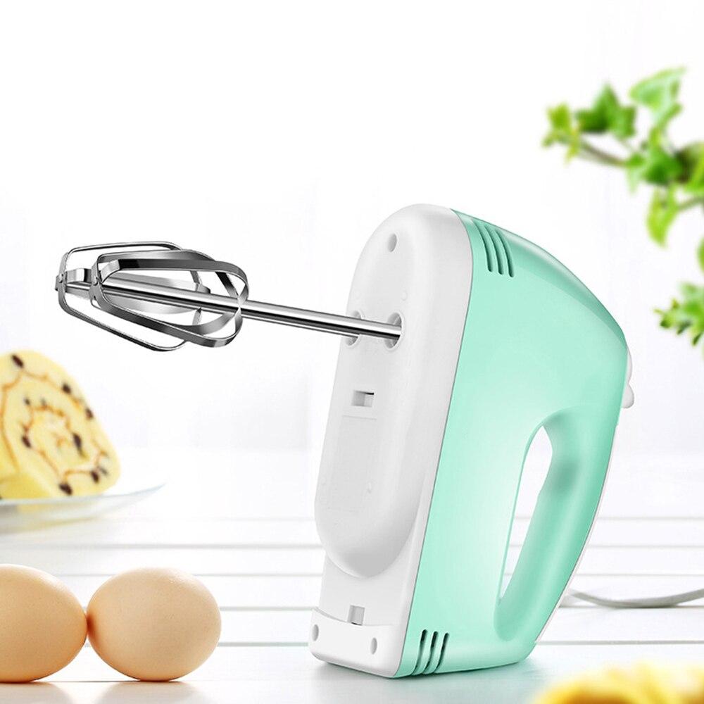Electric 7Speed Handheld Food Mixer Egg Beater Cream Cake Baking Home Handheld Small Automatic Dough Mixer Mixer Food Blender