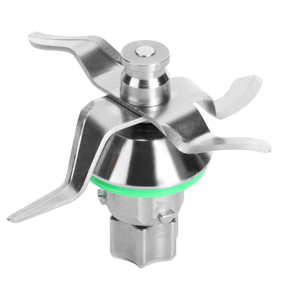 خلاط من الفولاذ المقاوم للصدأ شفرة استبدال الملحقات يصلح ل Vorwerk Thermomix TM5 خلاط الوصول إلى أجهزة المطبخ