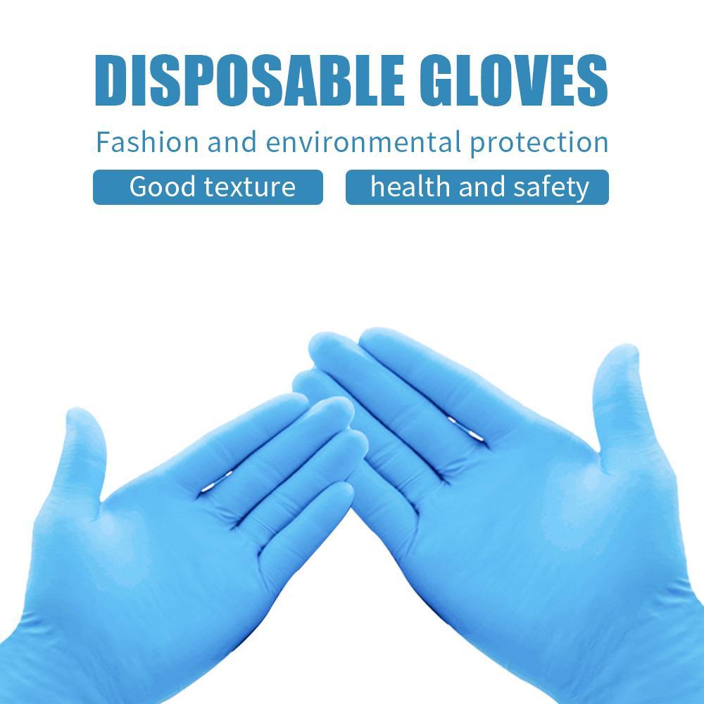Guantes de nitrilo recubiertos de látex resistentes a la punción ligera para el trabajo en jardinería guantes de seguridad anti-resistentes para vida pesada