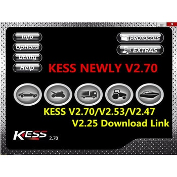 2021 nouvellement KESS 2.7 Ksuite 2.53 2.47 k-tag V2.25 téléchargement de logiciels liens pour KESS V5.017 KTAG V7.020 KESS 2.7 k-tag 2.25