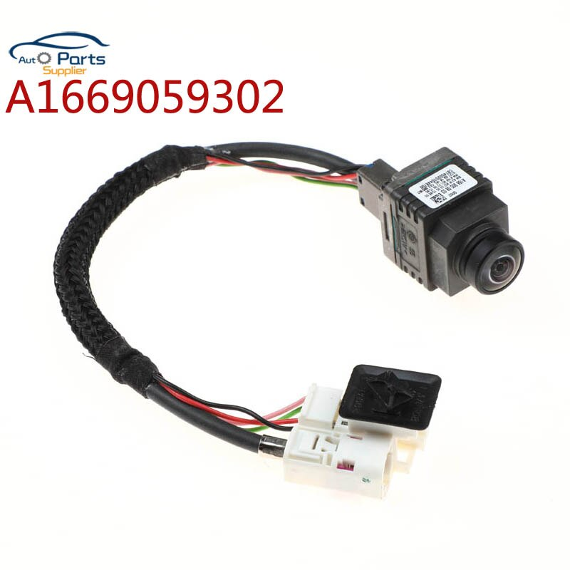 Review New A1669059302 View Backup Parking Camera For Mercedes Benz A CLA GLA GLS W176 W117 W156 W166 1669050803 1669051003 1669059302