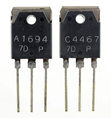 10 шт. 2SA1694 2SC4467 TO-3P (5 шт. A1694 + 5 шт. C4467) TO3P оригинал