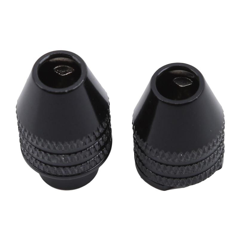 High Quality Electric Grinding Soft Shaft Small Grinder Chuck Mini Three Jaw Drill 0.3-3.2mm Mini Multi Tools