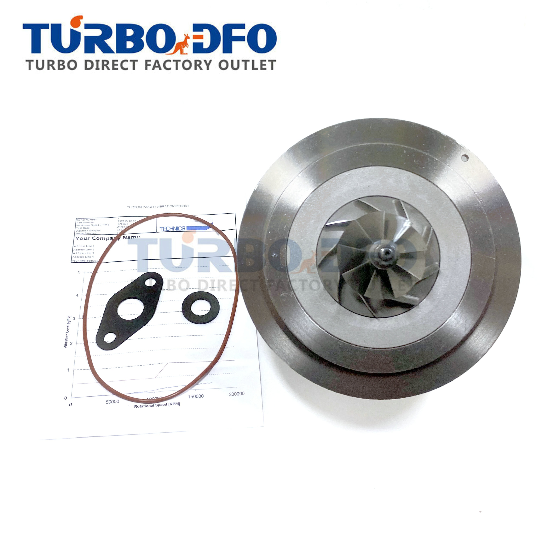 Partes de turbo cargador núcleo de cartucho GTB1752VLK 798015-0002 de 6710900380 para Ssang Yong Korando C200 127Kw 173HP D20DTF 2010 assy
