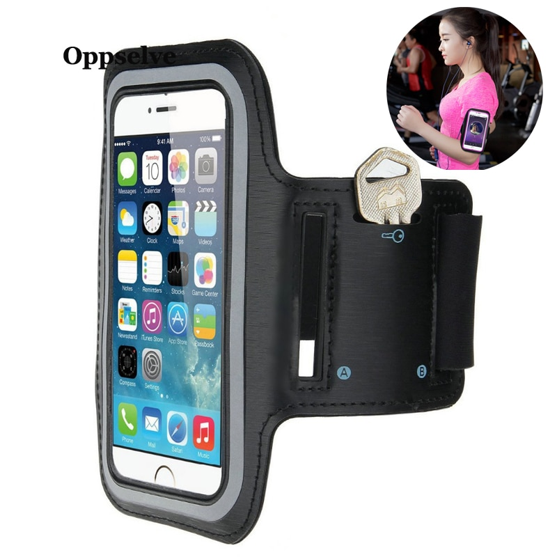 Mobile Phone Bag Case for Running Bracelet Holder for Xiaomi Pocophone F1 Mi iPhone 12 11 Huawei P30
