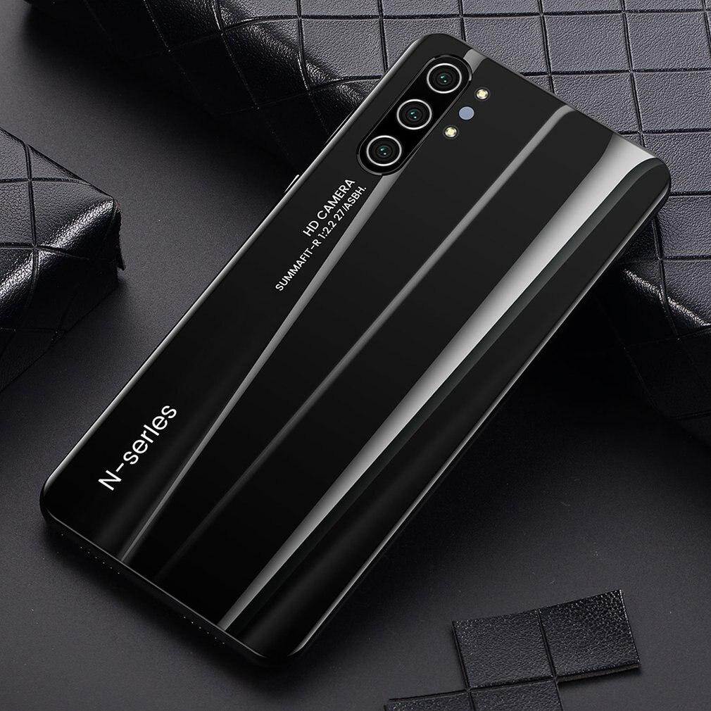 7.3-inch large screen S20U smartphone 2GB RAM+16GB ROM Dual SIM Single Mode smartphone Support memory card enlarge