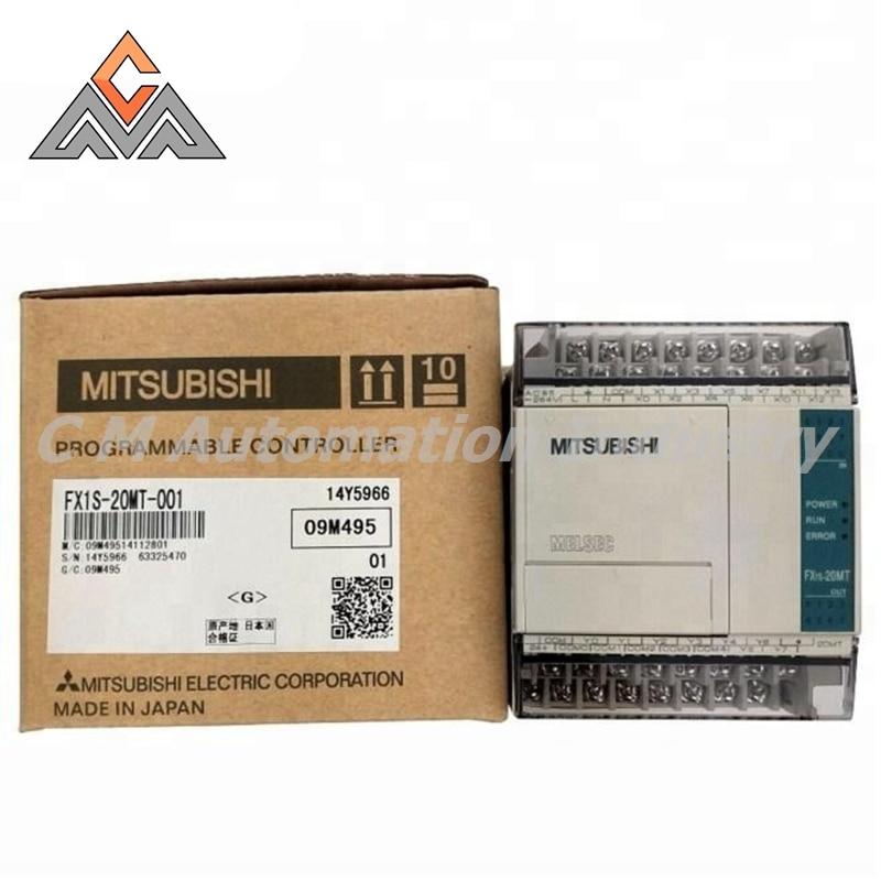 New Mitsubishi PLC Controller FX1S-10MR-ES/UL FX1S-14MR-ES/UL FX1S-20MR-ES/UL FX1S-30MR-ES/UL