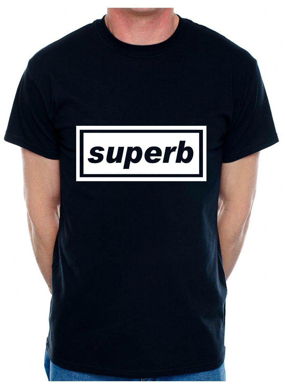 Nueva camiseta personalizada para hombre superb cualquier nombre que elijas el álbum palabra canción moda camiseta Una Camiseta de algodón Harajuku camiseta