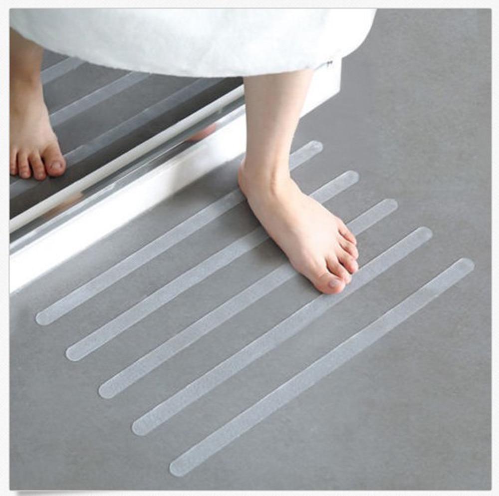12Pcs/6 Pcs Anti Slip Bad Grip Stickers Antislip Douche Strips Vloeren Veiligheid Tape