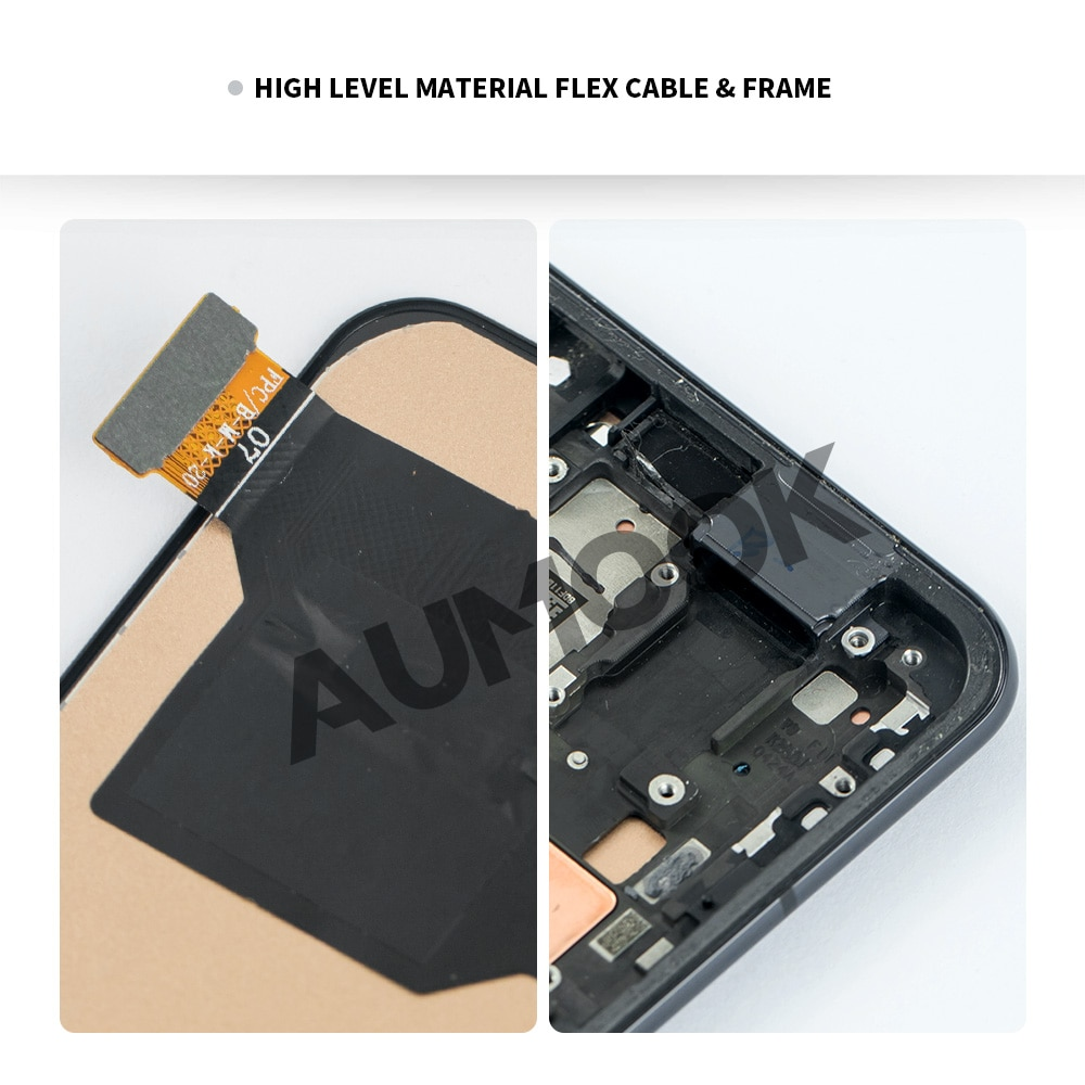 AUMOOK AMOLED LCD for Xiaomi Mi 9T Pro LCD for Redmi K20 Display for Xiaomi 9T MI9T Pro Redmi K20 Touch Screen Digitizer Parts enlarge