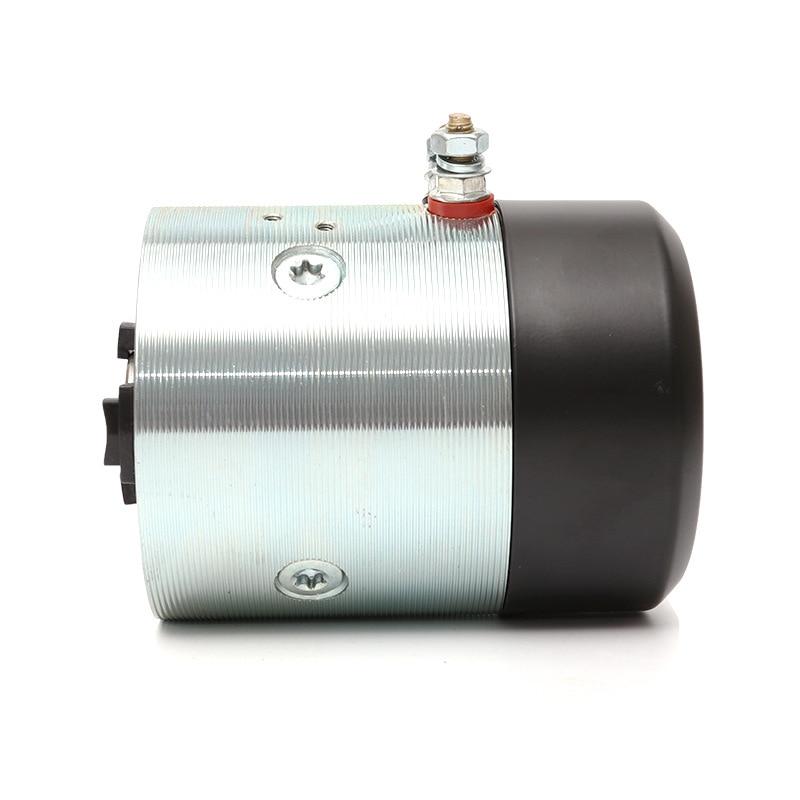 12V 1.6KW, 24v2.5kw DC Motor Power Unit Motor Copper Wire Movement The Brush DC Motor Electrical 12v, 24v Micro-motor enlarge