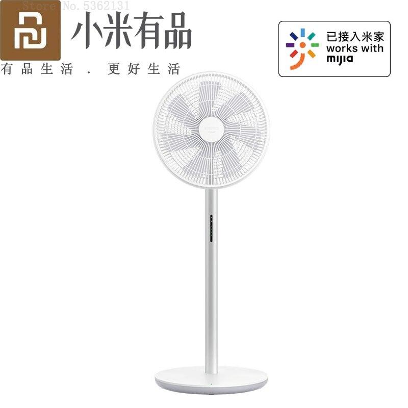 Youpin SMARTMI – ventilateur Portable Rechargeable sur pied, 3 pièces, pour la maison, vent naturel