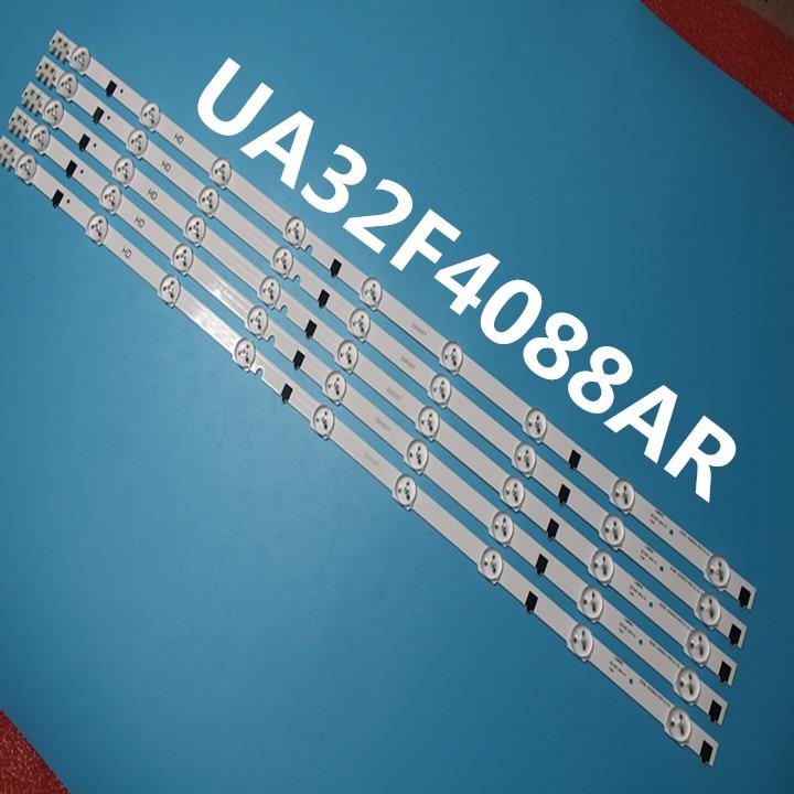 Для samsung Ue32f5000 D2GE-320SCO-R3 UA32F4088AR подсветка люменов D2GE-320SC0-R3 650 мм 9 ламповых бусин Артикул 32-дюймовая ЖК-ТВ лампа