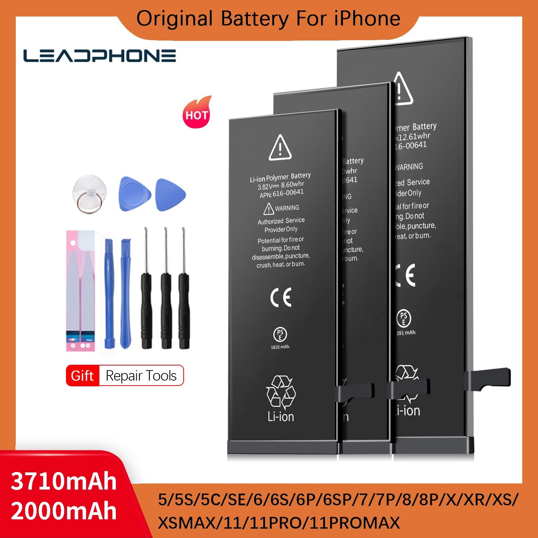 Bateria de lítio de para el iphone 5 se 6 6s 5S...