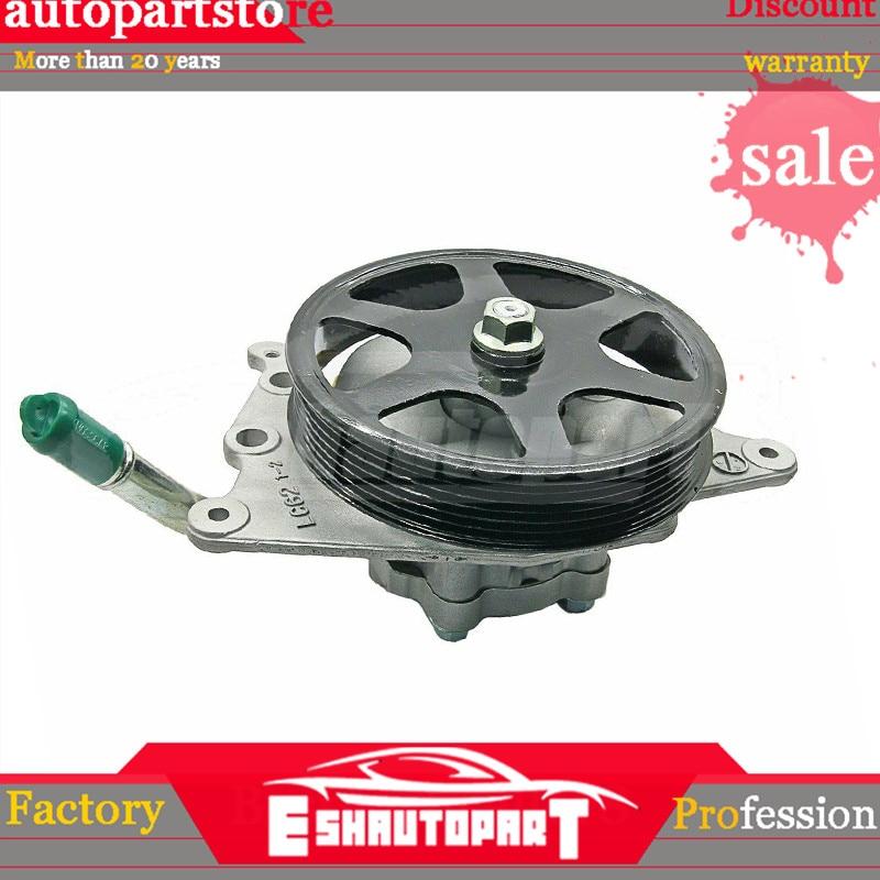 Para 01-04 Ford Escape XLS XLT Limited V6 3,0 nueva bomba de dirección asistida YL8Z-3A674-AB YL8Z3A674AB 96446M 6L8Z-3A696-B 6L8Z3A696B