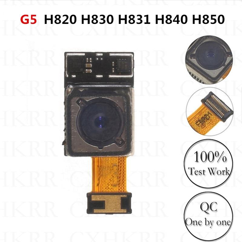 Original 16M Rear Back Camera For LG G5 H830 H840 H850RS988 Big Camera Module Flex Cable High Quality