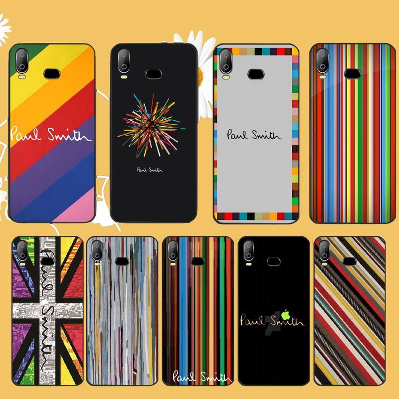 Paul Smith PENGHUWAN Impressão DIY Phone Case capa Shell Para Samsung A10 A20 A30 A40 A50 A70 A71 A51 A6 A8 2018