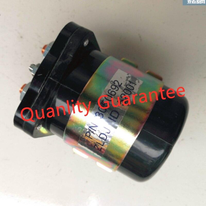 3050692 relé de solenoide del Contactor 52138 24V 200A para la plataforma de elevación aérea, interruptor electromagnético de arranque