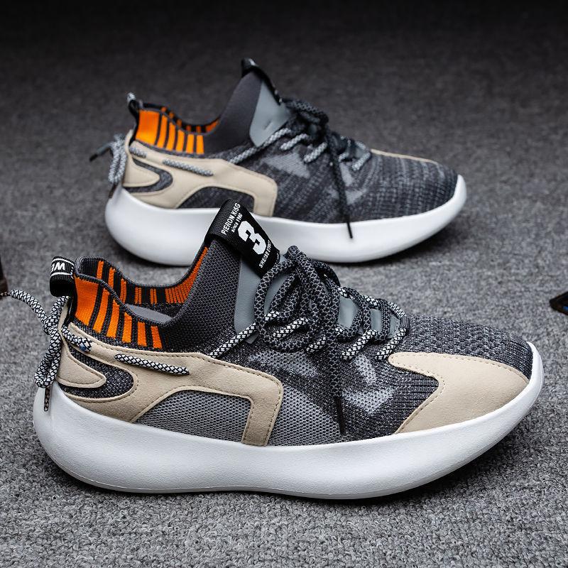 Zapatillas De deporte zapatillas De correr sin mangas para hombre... Zapatillas transpirables ultraligeras De Summer Zapatos De Mujer para caminar 2021