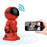 Smart Technology 1080P Robot IP Wifi Camera Baby Monitor 2MP IR Intelligent Auto Tracking Wireless CCTV Home Camera Surveillance