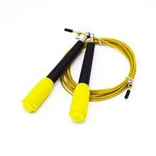 Cuerda de saltar bolas ultra-velocidad rodamiento de Metal saltar cuerda de acero alambre saltar cuerdas para boxeo MMA gimnasio entrenamiento de Fitness