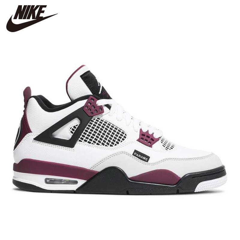 ¿Jumpman leal Azul? Qué los AJ4 4s zapatos de baloncesto para hombre...