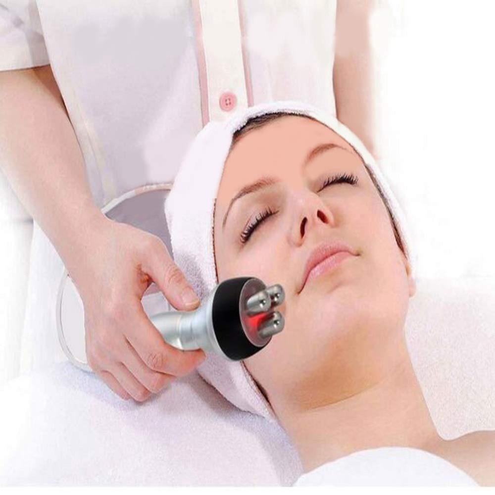 RF راديو التردد آلة الوجه الوجه جهاز للبشرة تجديد التجاعيد إزالة الجلد تشديد مكافحة الشيخوخة العناية بالبشرة الأبيض