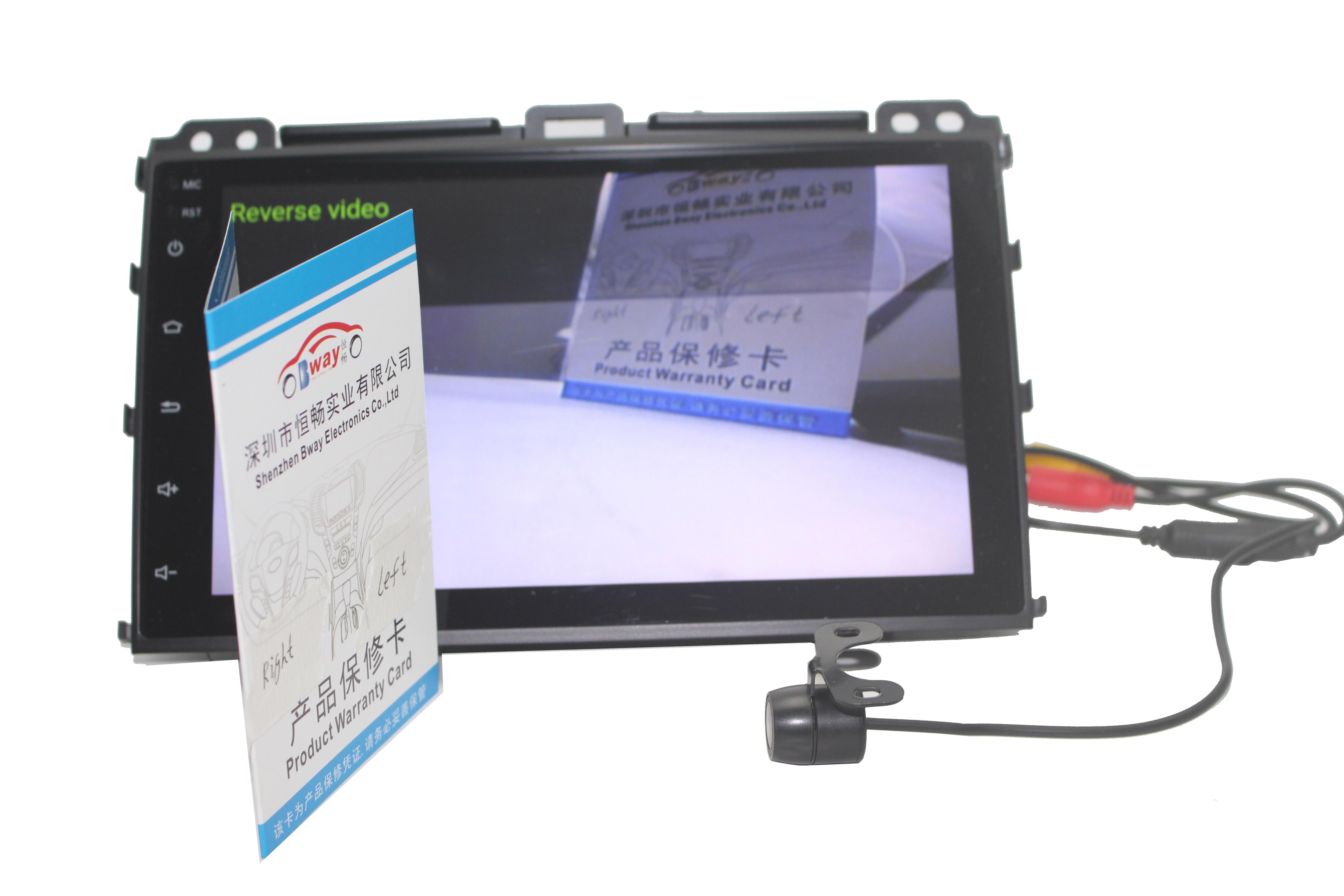 Купить с кэшбэком 2019 HD CCD universal front camera without parking line car front view camera parking camera without mirror