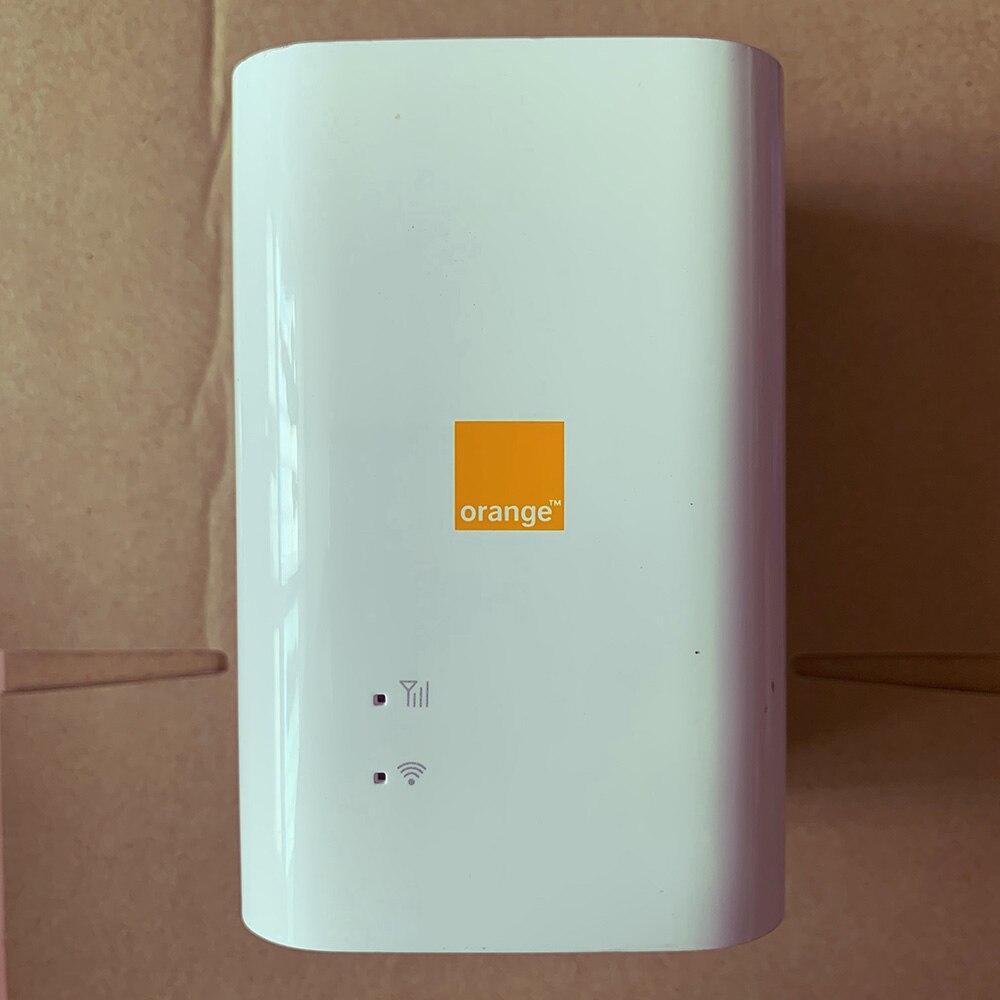 مقفلة تستخدم هواوي E5180 E5180s-22 LTE مكعب CPE LTE راوتر 150 ميغابت/s LAN 32 المستخدم PK E5186 B315