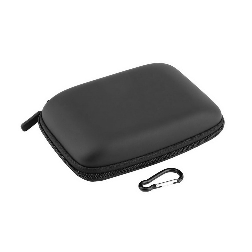 ¡Novedad! Funda de transporte portátil resistente a golpes, funda protectora, accesorios, funda negra para navegador satélite GPS de 6 pulgadas