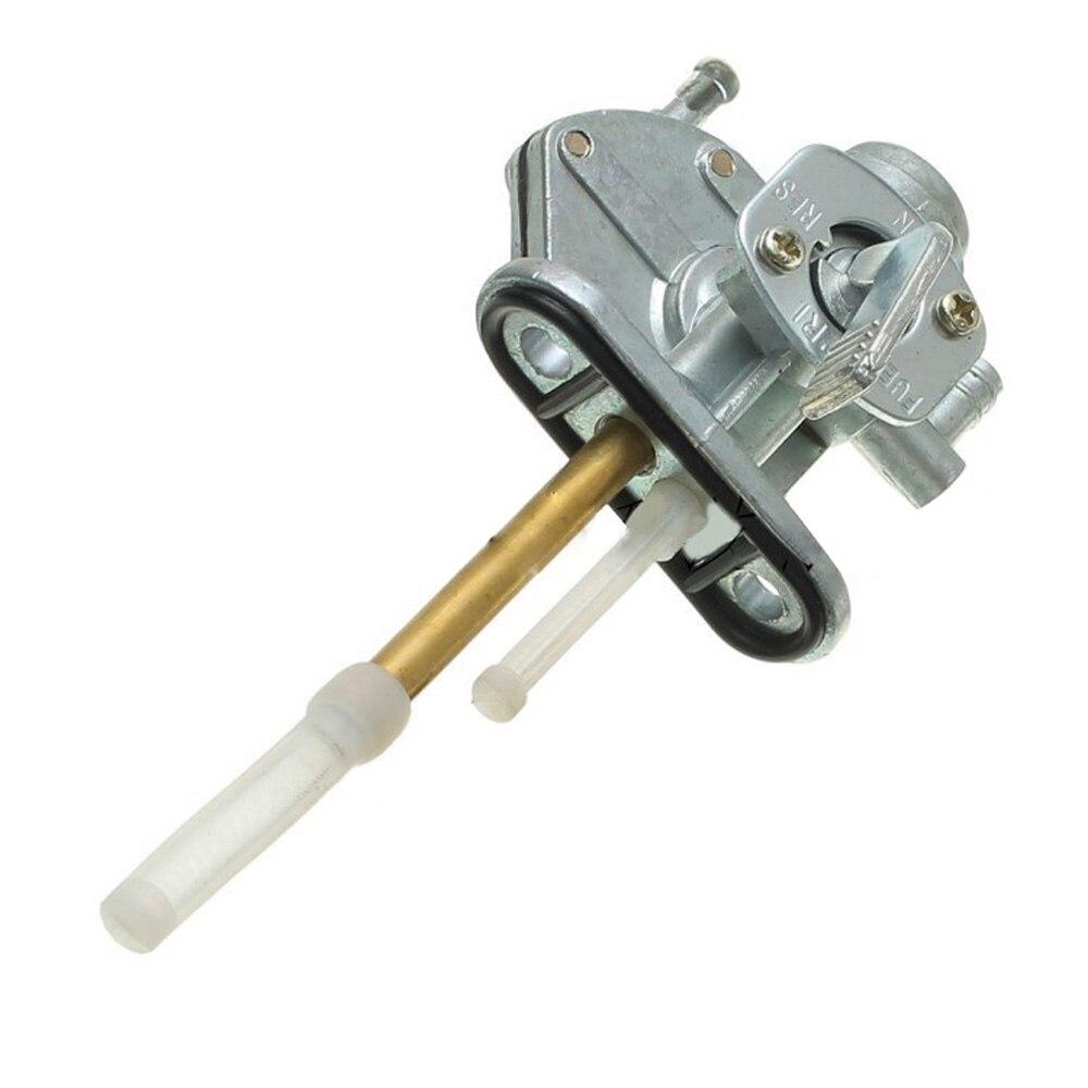 Nuevo y de alta calidad de combustible de Gas válvula de purga de llave interruptor de la bomba para Suzuki LT80 LTZ400 Z400 LTZ250 LTF300 ATV