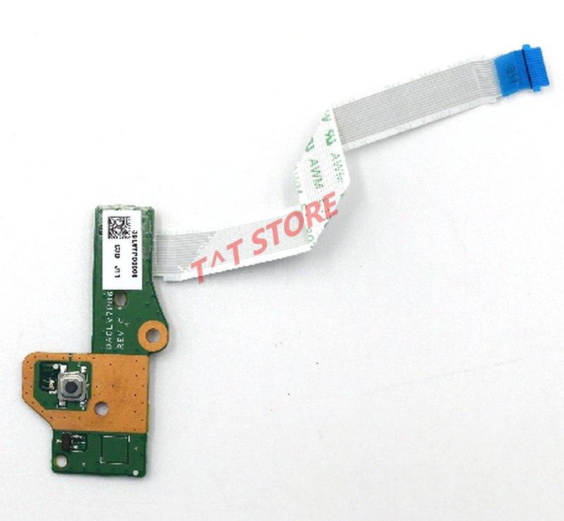 Original para V310-15ISK V310-15IKB V510-15IKB interruptor de alimentação placa botton com cabo 5c50l46667 frete grátis