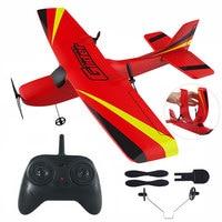 Z50 RC Airplane 2.4G Wireless RC Air Planes EPP Foam Built Gyro Glider 300mAh RC Plane Radio-Controlled Aircraft Toy for Boy Kid