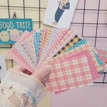 Pegatinas decorativas para álbum de recortes, calcomanías de dibujos animados, estilo coreano, corazón de melocotón, DIY, 10 unids/lote
