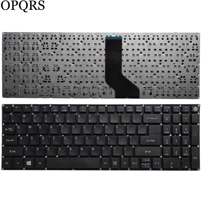 НОВЫЙ США клавиатура для ноутбука Acer Aspire A715-71G A717-71G A717-71G-549R US клавиатура ноутбука черный
