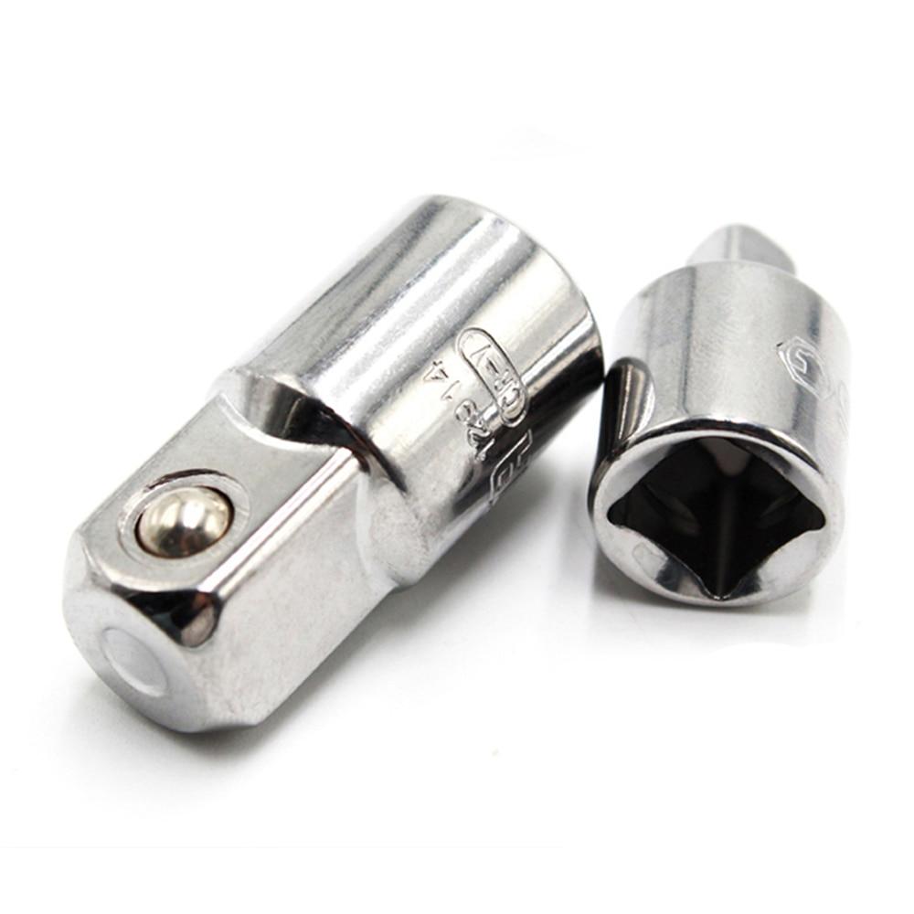 1/4 3/8 1/2 cala adapter klucza z grzechotką tuleja ze stali - Narzędzia ręczne - Zdjęcie 4