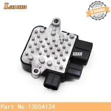 Module de commande de ventilateur de refroidissement 1355A124 pour Mitsubishi Outlander Lancer Mazda 6 3.0L MPV 2003-2007 MR497751 1355A053