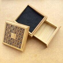 Natural Bamboo Incense Burners Zen Burner Incenso Burner for Incense Coil Good Quality Free Shipping