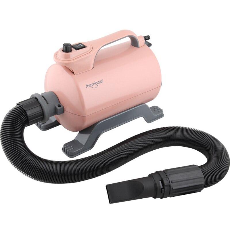 Juego de secador de pelo profesional para mascotas de Motor de ventilador para aseo de perros y gatos de supergrande... gigante y pequeñ