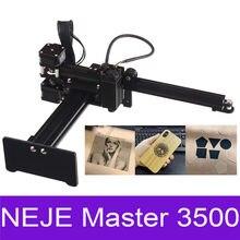 NEJE Master 3500mw High Speed mini CNC Laser Engraver Engraving Machine for Metal /Wood Router/Paper Cutter/Desktop Cutter U2