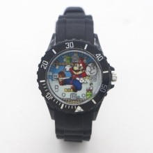 New Arrival Super Silicone Quartz Kids Watch Sports Fashion Boy Students Children Relogio Kol Saati